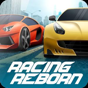 Cover art Racing Reborn