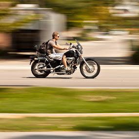 by Muzo Gul - Transportation Motorcycles