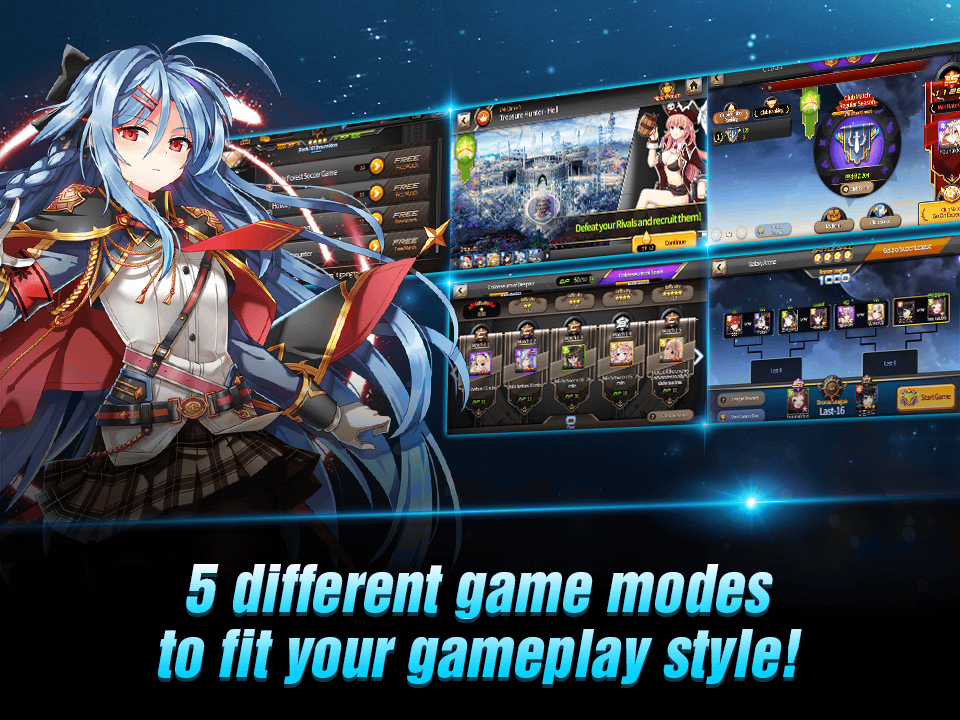 Soccer Spirits Screenshot 4