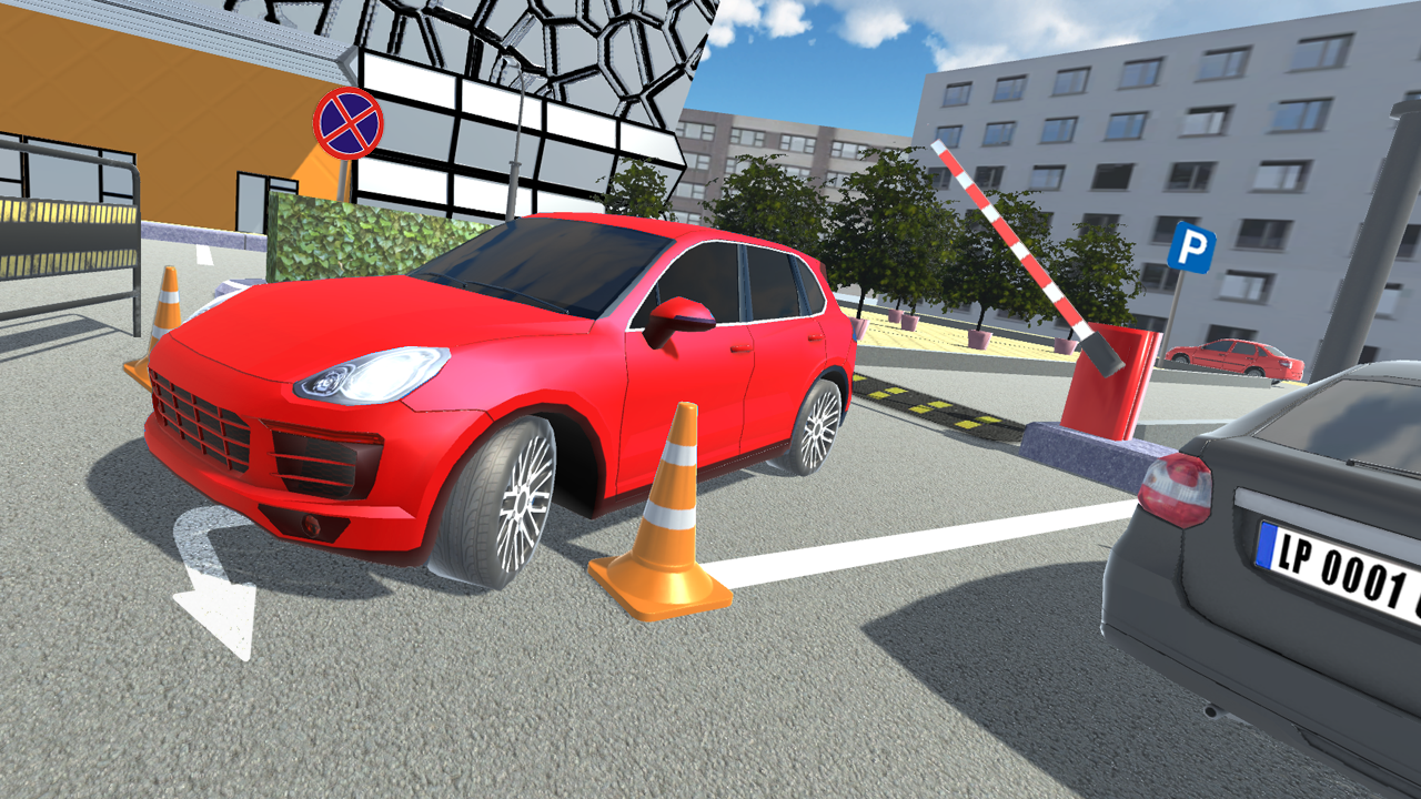 Luxury Parking Screenshot 3