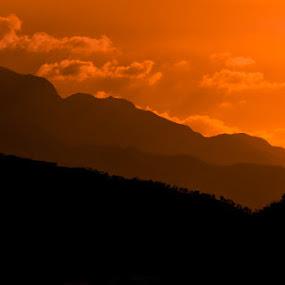 perbukitan gunung klotok by Teguh Ibrahim - Landscapes Mountains & Hills
