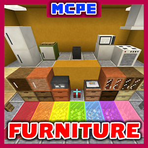 Furniture for MCPE Online PC (Windows / MAC)