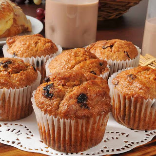 Healthy Wheat Bran Muffin Recipes