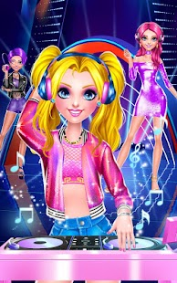 Fashion Doll - DJ Disco Party APK baixar