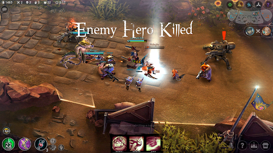 Game Vainglory APK for Windows Phone