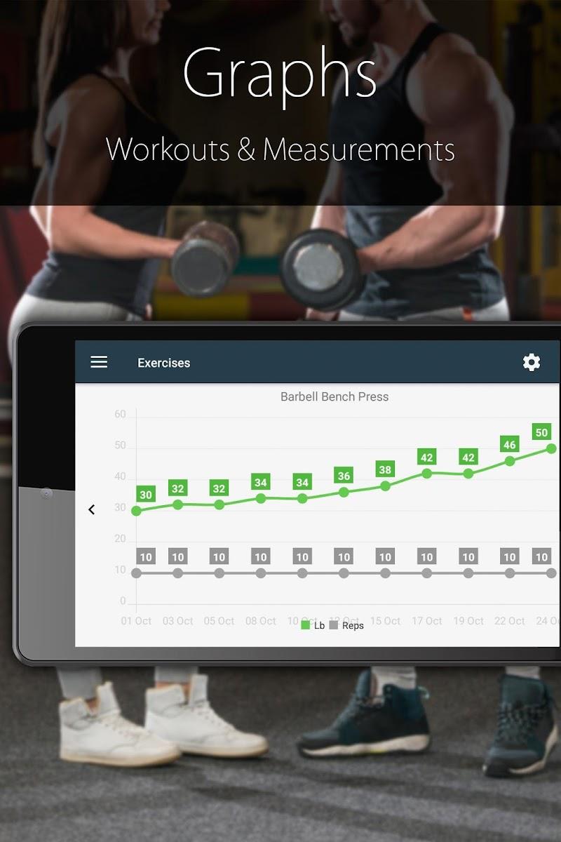 Fitness Trainer FitProSport FULL Screenshot 5