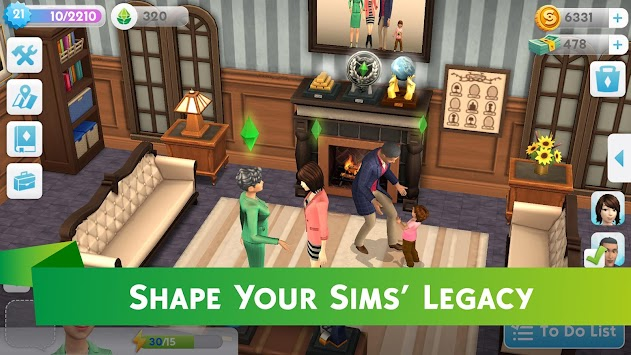 The Sims™ Mobile APK screenshot thumbnail 3