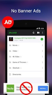 Video Player All Format APK for Bluestacks