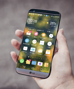 App Morning Theme LG G6 G5 V20 V30 APK for Kindle