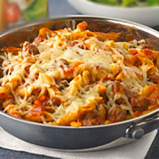 Penne Pasta With Ground Beef Recipes