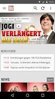 Screenshot of BILD App: Nachrichten und News