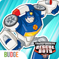 Game Transformers Rescue Bots: Hero APK for Kindle