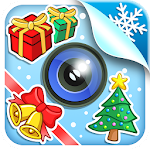 Cute Stickers Xmas Edition Icon