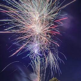 Oklahoma 4th  by Paul Haines - Public Holidays July 4th ( broken arrow, oklahoma, 4th of july )