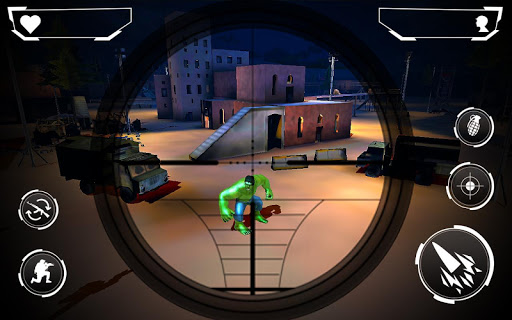 Spider vs Monster Assassin - best sniper game For PC