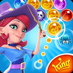 Descargar Bubble Witch 2 Saga Apk Full Para Android v1.48.4 Mod