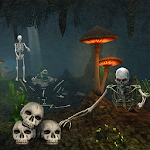 Skeleton Cave Escape VR 360 Icon