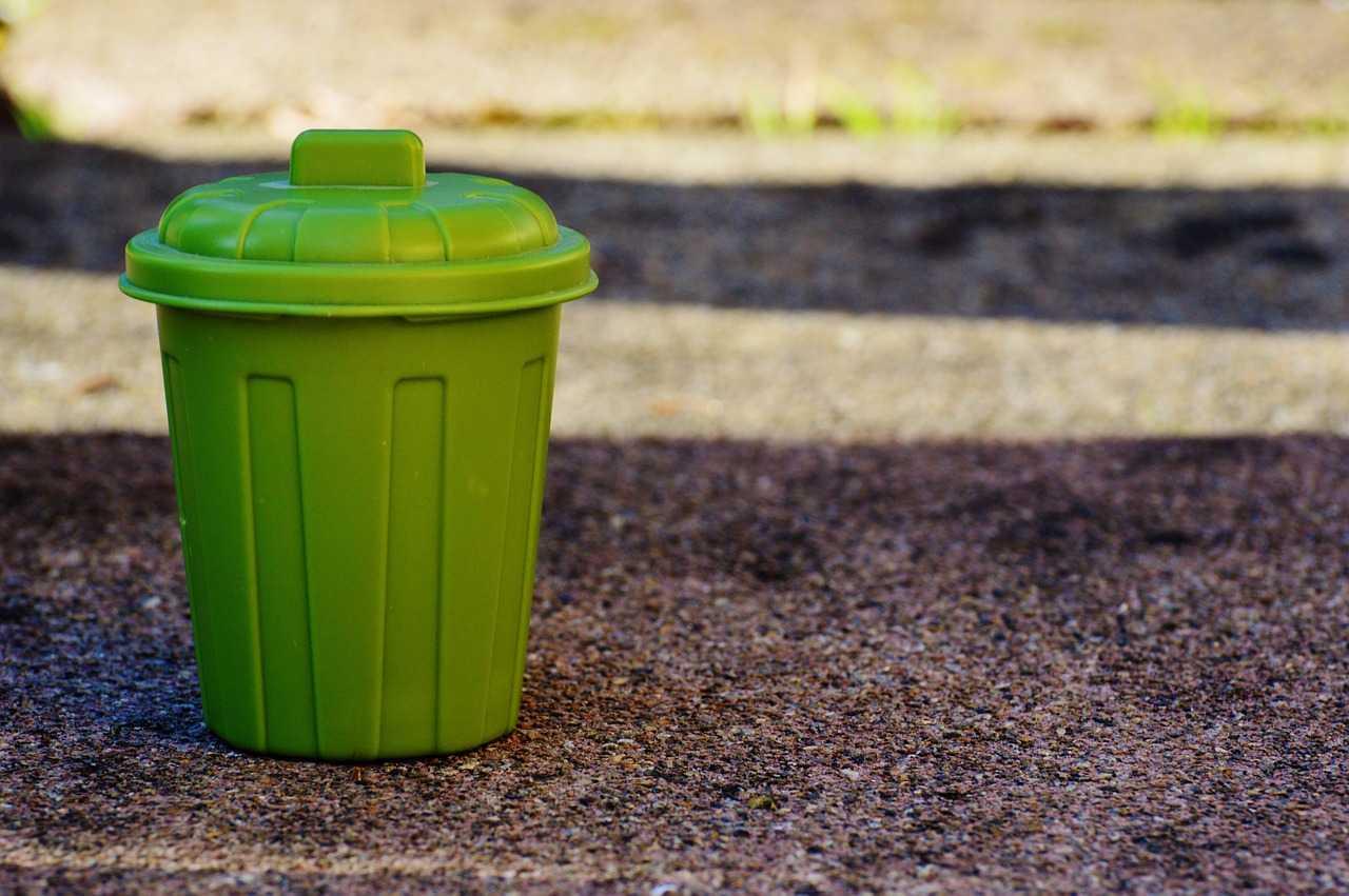 Por que sou responsável pelo que meu cliente joga no lixo?