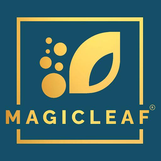 Magicleaf, ,  logo