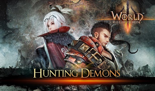 Game The World 3: Rise of Demon APK for Windows Phone