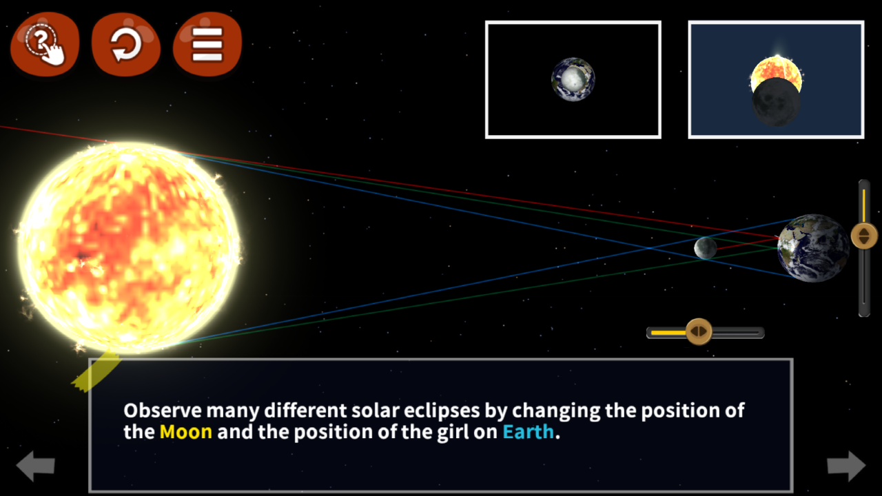 You Know Solar Eclipse? Screenshot 2