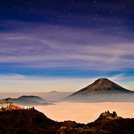 wonosobo sikunir central java by Aulia Paramedika - Landscapes Mountains & Hills ( relax, tranquil, relaxing, tranquility )