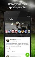 Screenshot of SportsYapper
