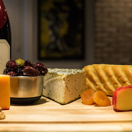 Say Cheese!!! by Terrance Hughes - Food & Drink Ingredients