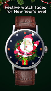 New Year Watch Face Maker