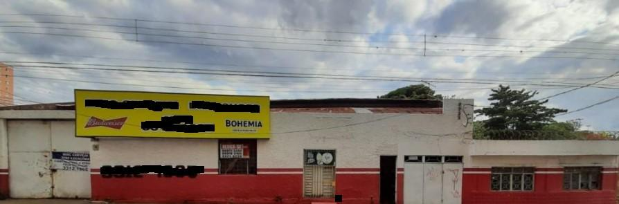 Galpão, 357 m² - venda por R$ 550.000,00 ou aluguel por R$ 2.000,00/mês - Estados Unidos - Uberaba/MG