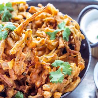 Onion Bhaji Accompaniments Recipes