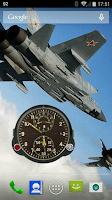 Screenshot of Aviator Clocks
