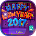 New Year Countdown Keyboard Icon