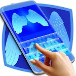 Angel Wings Keyboard Theme Icon