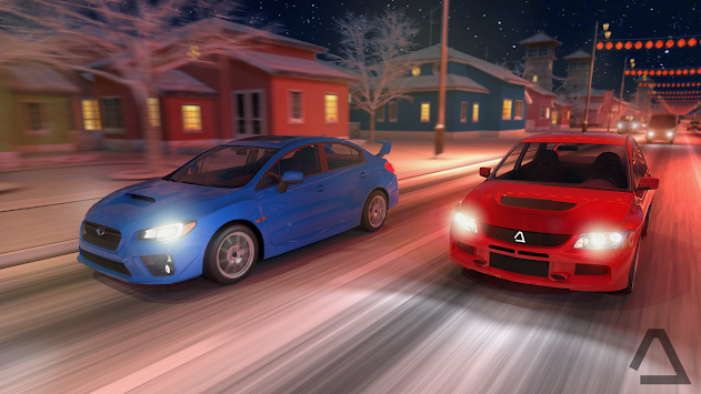 Driving Zone: Japan APK screenshot thumbnail 4
