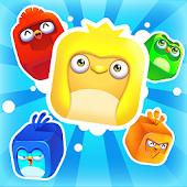 Birds UP! Start Birds Bubble Mania! Match 3 games APK for Ubuntu