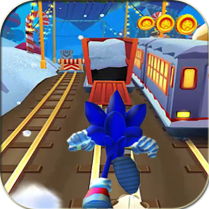 Super Sonic Subway Run For PC