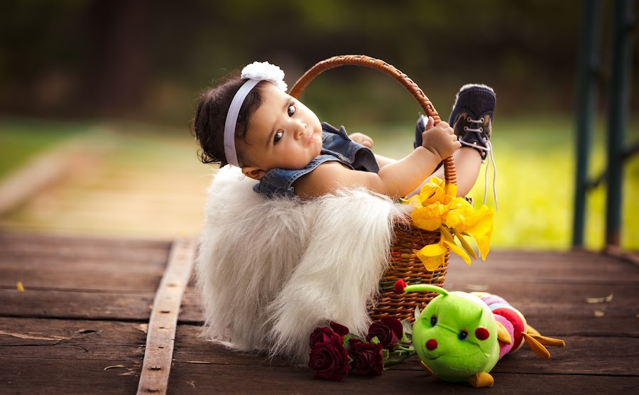 aadya by Shashi Patel - Babies & Children Babies ( child, love, girl, baby, cute )