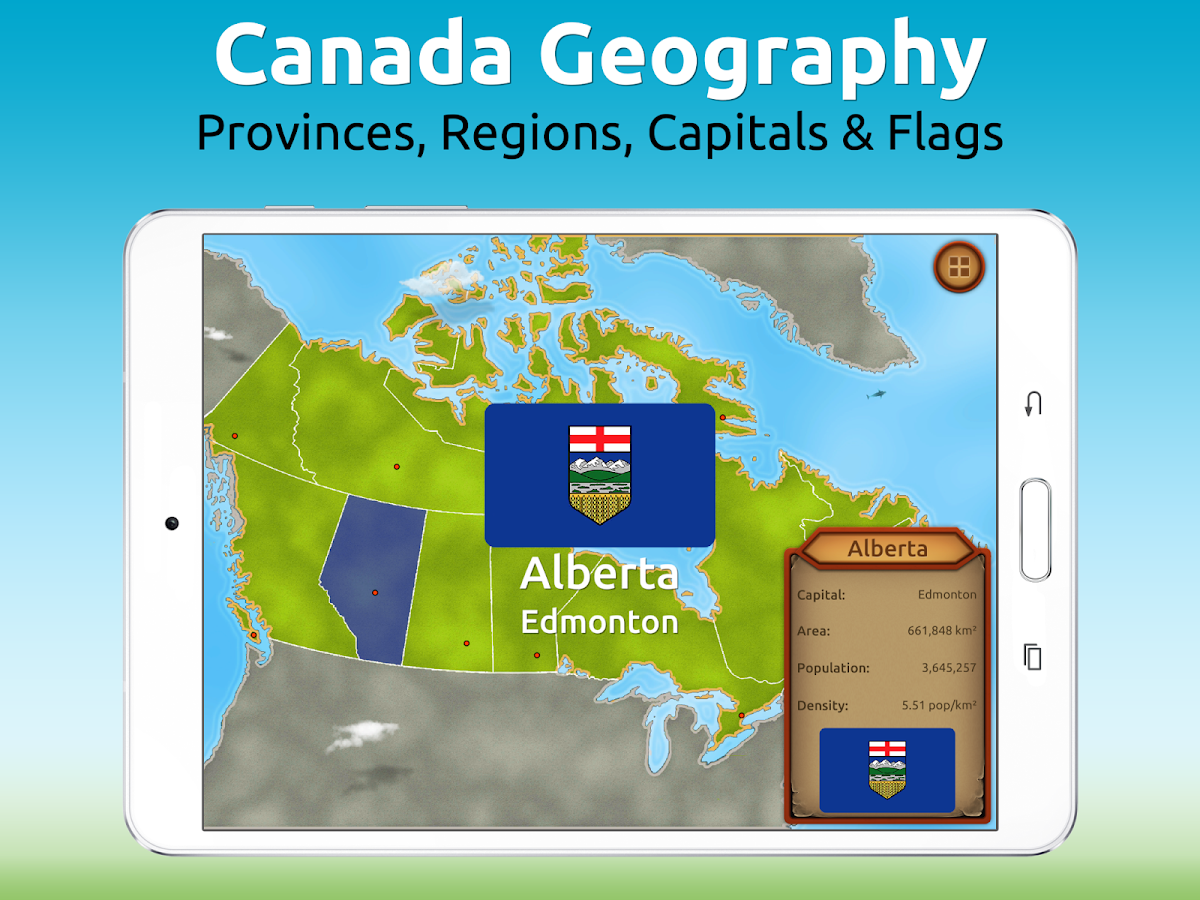 GeoExpert - Canada Geography Screenshot 5