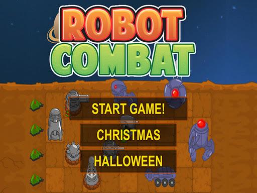 Robot Combat - Strategy Fight - screenshot