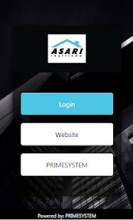 Asari Realtindo - screenshot