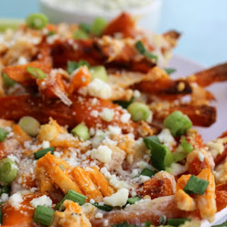 Buffalo Chicken Cheese Fries Recipes