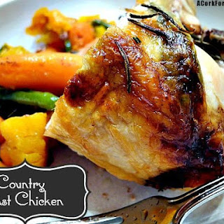 Country Roast Chicken