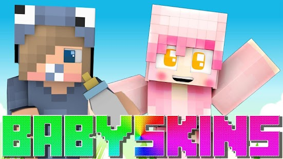 Baby Skins For Minecraft Screenshot Thumbnail
