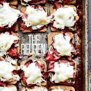 Reuben Sandwich Thousand Island Dressing Recipes