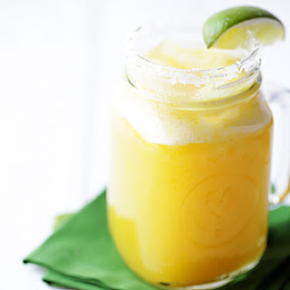 Fresh Pineapple Margaritas Recipes