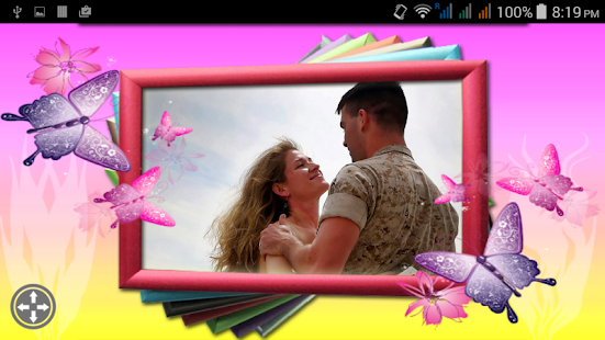 Butterfly Photo Frames - screenshot
