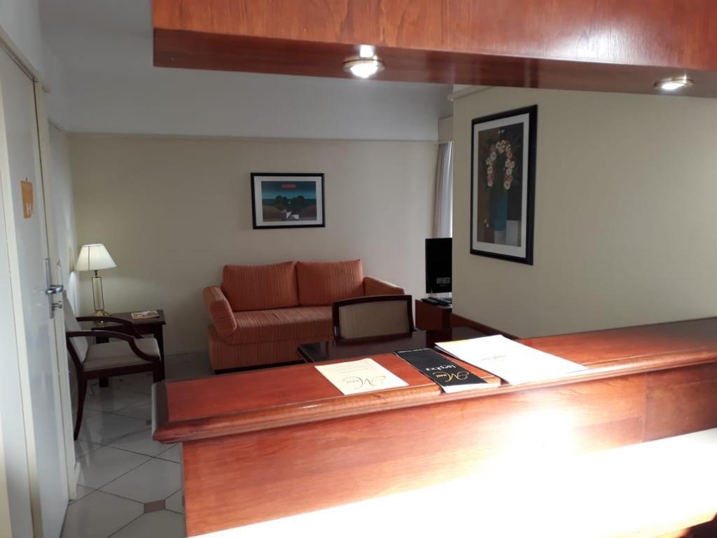 Flat residencial à venda, Anhangabaú, Jundiaí.