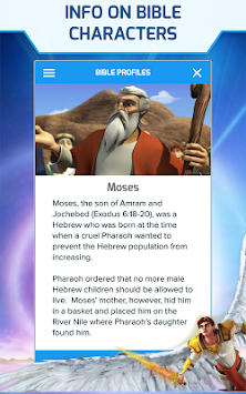 Superbook Bible, Video & Games APK screenshot thumbnail 13