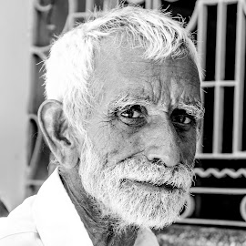 Aged by Sanjeev Goyal - People Portraits of Men ( get, set, run, and, go )